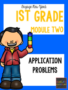 Engage NY 1st Grade Module 2 Application Problems