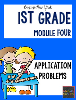 Engage NY 1st Grade Module 4 Application Problems