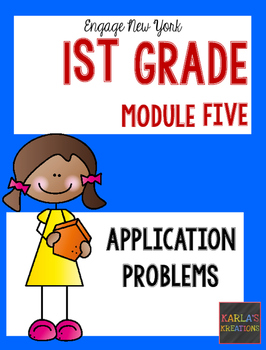 Engage NY 1st Grade Module 5 Application Problems