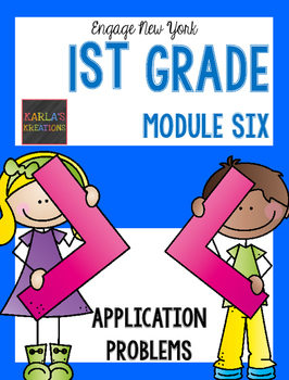 Engage NY 1st Grade Module 6 Application Problems