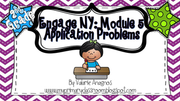Engage NY 2nd Grade Application Problems, Module 5
