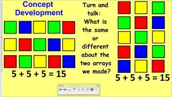 Engage NY 2nd Grade Common Core Entire Math Module 6- Topics A - D