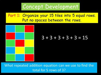 Engage NY, 2nd Grade Math, Module 6, Lessons 1- 20, PowerPoints