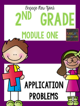 Engage NY 2nd Grade Module 1 Application Problems