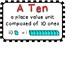 Eureka Engage NY 2nd Grade Module 1 Math Vocabulary Cards and Game