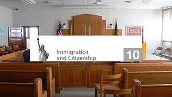 Engage NY 2nd Grade Module 11 - Immigration - Lesson 10