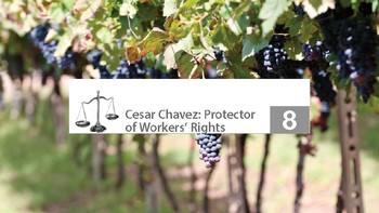 Engage NY 2nd Grade Module 12 - Cesar Chavez - Lesson 8