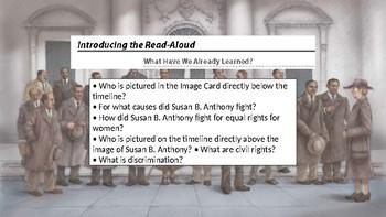 Engage NY 2nd Grade Module 12 - Eleanor Roosevelt - Lesson 3