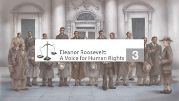 Engage NY 2nd Grade Module 12 - Eleanor Roosevelt - Lesson 3