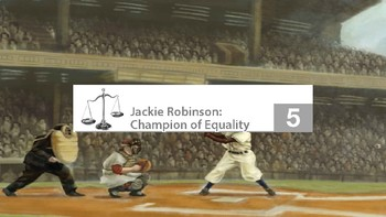 Engage NY 2nd Grade Module 12 - Jackie Robinson - Lesson 5