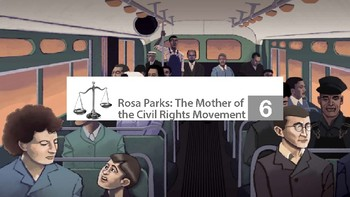 Engage NY 2nd Grade Module 12 - Rosa Parks - Lesson 6