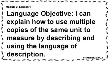 Engage NY 2nd Grade, Module 2 Content & Language Objectives, Essential Questions