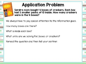 Engage NY (Eureka Math) Presentation 2nd Grade Module 3 Lesson 13