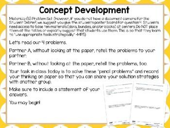 Engage NY (Eureka Math) Presentation 2nd Grade Module 3 Lesson 15