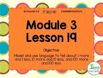 Engage NY (Eureka Math) Presentation 2nd Grade Module 3 Lesson 19