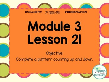 Engage NY Smart Board 2nd Grade Module 3 Lesson 21