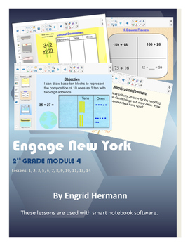Engage NY 2nd Grade Module 4 (SMART NOTEBOOK SOFTWARE)