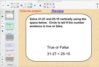 Engage NY 2nd Grade Module 4 Lesson 23