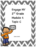 Engage NY 2nd Grade Module 4 Topic C Activities/Assessment