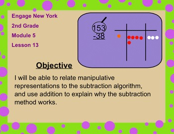 Engage NY 2nd Grade Module 5 Lesson 13