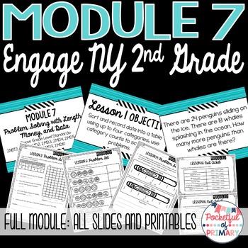 Engage NY 2nd Grade Module 7 - FULL MODULE