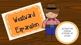 Engage NY 2nd Grade Westward Expansion Interactive Journal