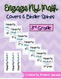 Engage NY 3rd Grade Binder Covers