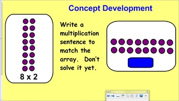 Engage NY 3rd Grade Common Core Entire Math Module 1- Topics A-F