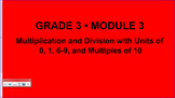 Engage NY 3rd Grade Common Core Entire Math Module 3- Topi