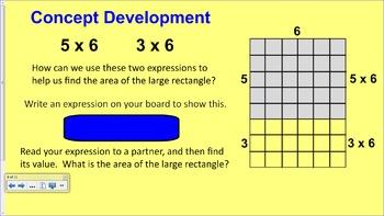 Engage NY 3rd Grade Common Core Entire Math Module 4- Topics A - D