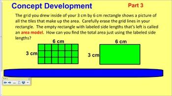 Engage NY (Eureka) 3rd Grade Common Core Entire Math Module 4- Topics A - D