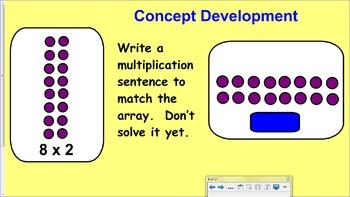Engage NY 3rd Grade Common Core Math Module 1-Topic C