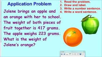 Engage NY 3rd Grade Common Core Math Module 2-Topic E