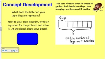Engage NY 3rd Grade Common Core Math Module 3-Topic B