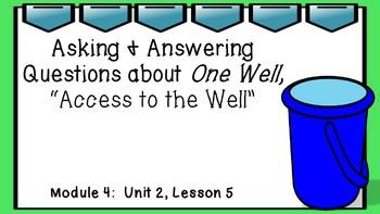 Engage NY 3rd Grade EL Module 4:  Unit 2, Lesson5