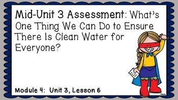 Engage NY 3rd Grade EL Module 4:  Unit 3, Lesson6