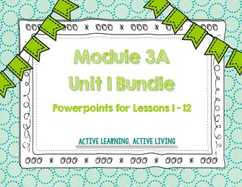 Engage NY 3rd Grade ELA Module 3A: Unit 1 BUNDLE