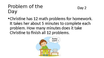 Engage NY 3rd Grade Math Module 2  PowerPoint