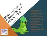 Engage NY Eureka Math 3rd Grade Module 2 Topics C, D, & E Lessons 12-21