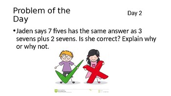 Engage NY 3rd Grade Math Module 3  PowerPoint