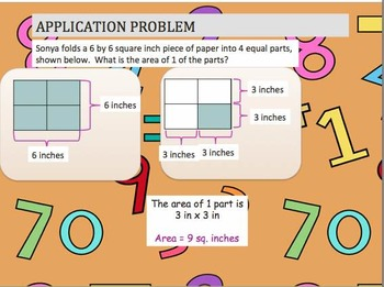 Engage NY 3rd Grade Module 4 Lessons 9- 16 3.MD.5 Multiplication and Area