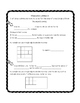 Engage NY 3rd Grade Math Module 4 Notebook: No Prep, Efficient Skill Builder