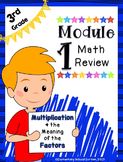Engage NY 3rd Grade Module 1 Review - Multiplication & the