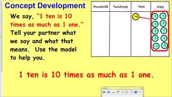 Engage NY 4th Grade Common Core Entire Math Module 1- Topics A-F