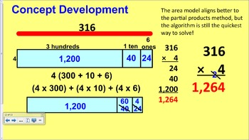 Engage NY 4th Grade Common Core Entire Math Module 3- Topics A - H