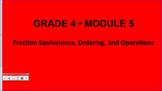 Engage NY 4th Grade Common Core Entire Math Module 5- Topics A - H