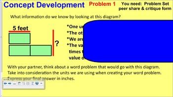 Engage NY 4th Grade Common Core Entire Math Module 7- Topics A - D