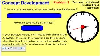 Engage NY (Eureka) 4th Grade Common Core Entire Math Module 7- Topics A - D