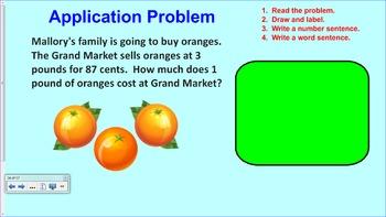 Engage NY 4th Grade Common Core Math Module 3-Topic E
