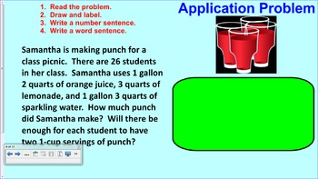 Engage NY 4th Grade Common Core Math Module 7-Topic B